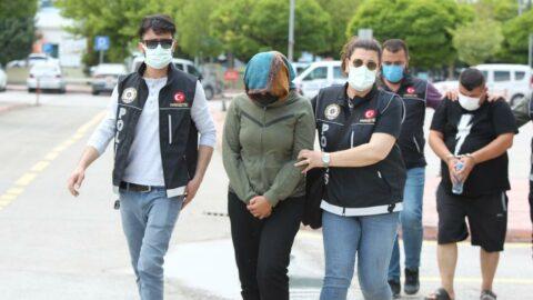 Kadir Şeker'in kurtarmaya çalıştığı kadının kız kardeşi gözaltına alındı