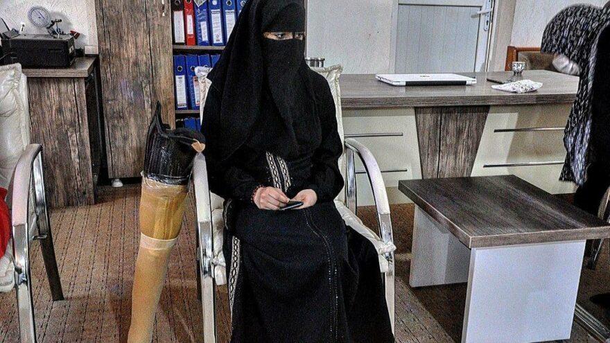 Eşlerini kaybeden Suriyeli kadınlar, Türkiye'de hayata tutunmaya çalışıyor