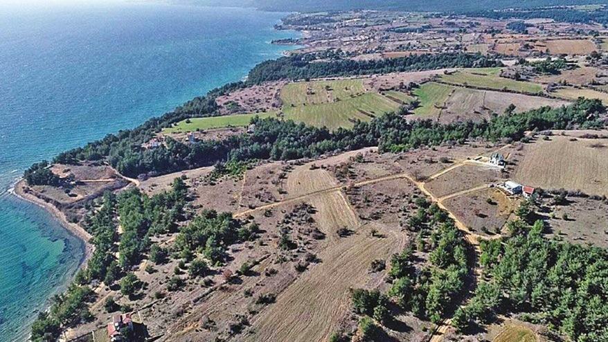 Saros'taki talan projesi için yürütmeyi durdurma talebi