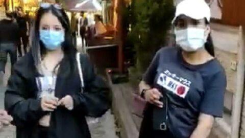 Hırsız kadın, yakalanınca jiletle kendini doğradı