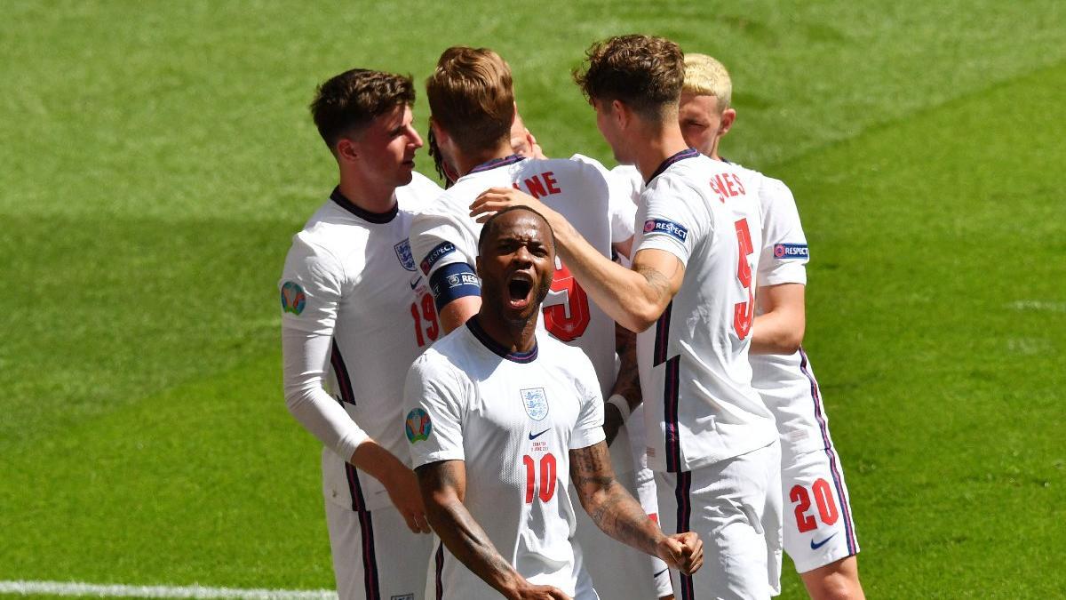 İngiltere, Hırvatistan'ı tek golle devirdi: 1-0   EURO 2020 D Grubu