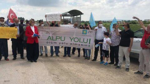 Eskişehir'in 'ölüm yolları' TBMM'de yine gündemde