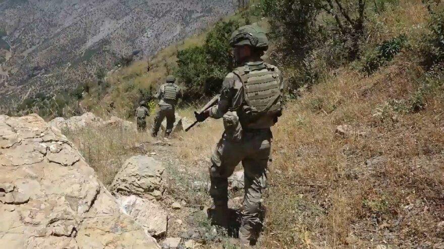 MSB: 5 PKK'lı terörist etkisiz hale getirildi