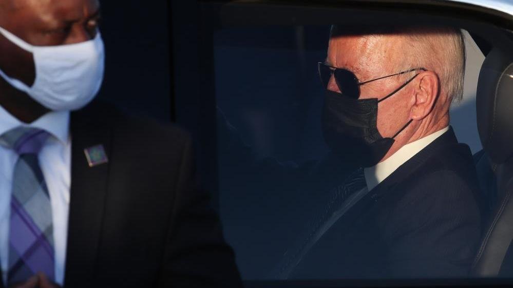 ABD Başkanı Biden, NATO Liderler Zirvesi için Brüksel'de