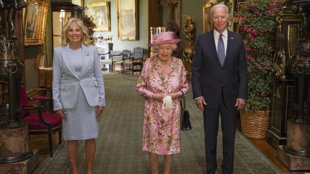 Biden, 'Kraliyet Protokolü'nü ihlal etti iddiası
