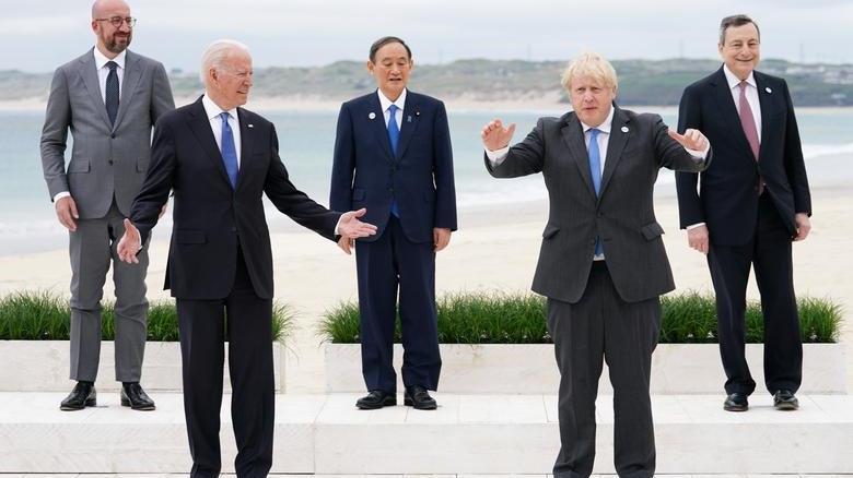 Sona eren G7 Liderler Zirvesi'nden corona mesajı