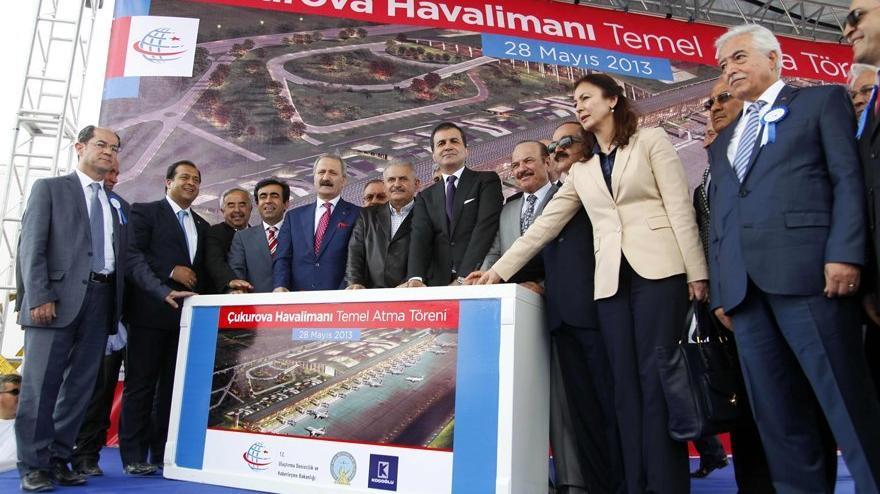 Çukurova Havalimanı yatırımına devlet teşviki