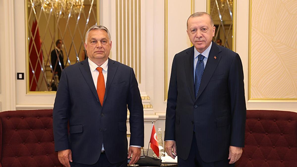 NATO Zirvesi öncesi Erdoğan'dan ilk temas