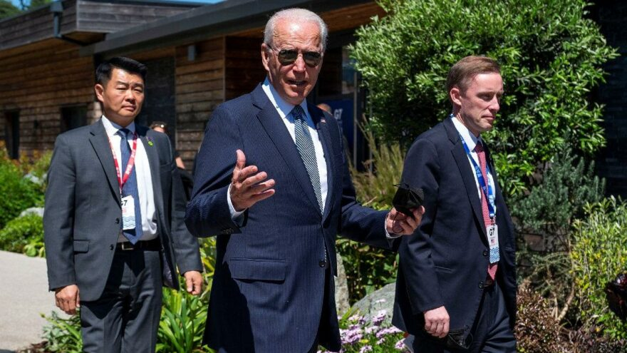 G7 ülkelerinden bildiri: Çin'in ismini vermeden eleştirdiler
