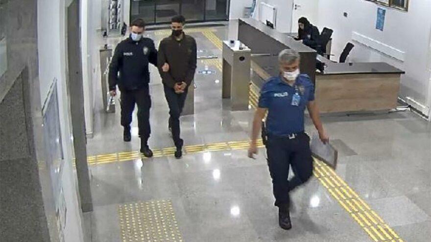 Cezaevinden corona izniyle çıktı, yurt dışına çıkarken yakalandı