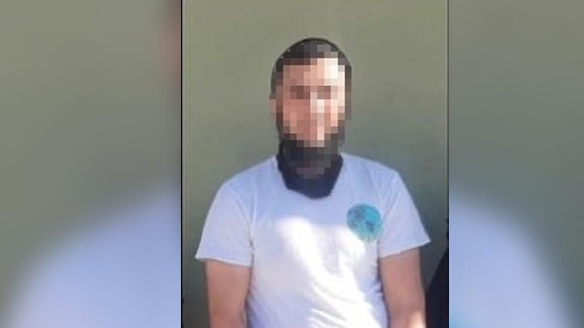 Kırmızı bültenle aranan bir kişi sınırda yakalandı