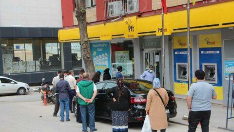 PTT'de fatura ödemeye 'ek ücret' isyanı