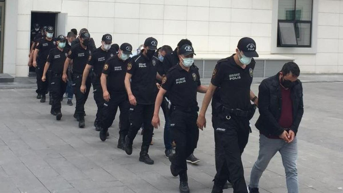 Ankara'da rüşvet operasyonu