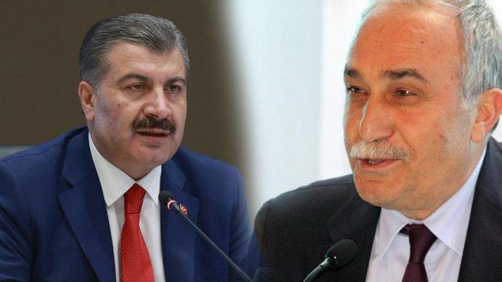 AKP'li vekilden Sağlık Bakanı Fahrettin Koca'ya sitem!