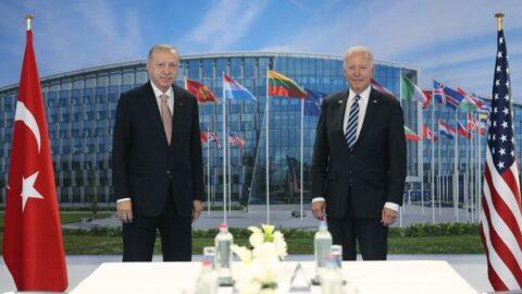 ABD Başkanı Biden ile görüşen Erdoğan'dan S-400 açıklaması
