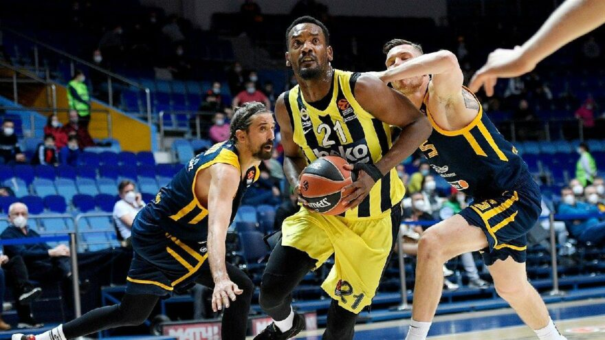 Fenerbahçe, Dyshawn Pierre ile nikah tazeledi