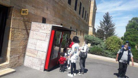 Anıtkabir'deki ticari otomat kaldırılsın, ücretsiz su dağıtılsın