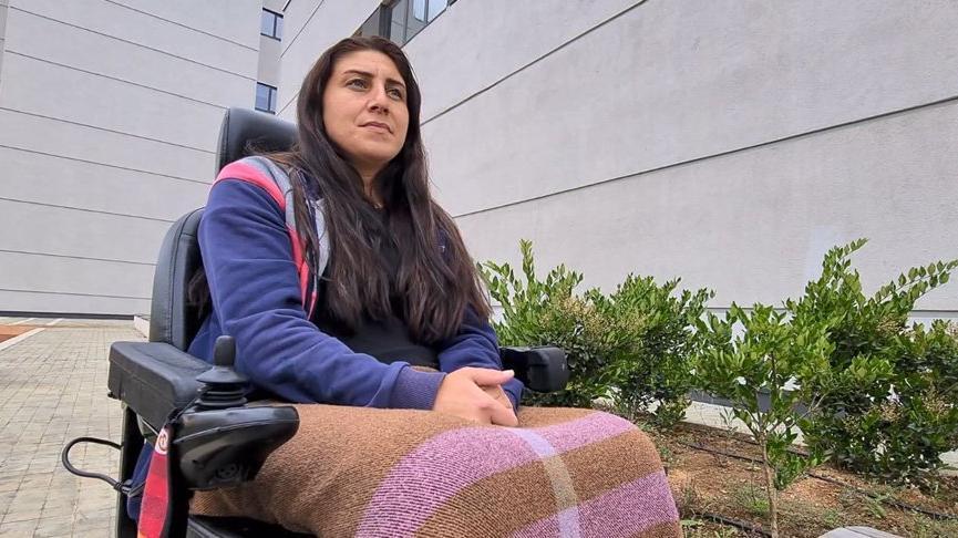Felç bırakan eşinin cezası 5 yıl düşürülen iki çocuk annesi: Korkuyorum