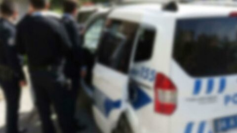 Polisin dikkati milyonluk vurgunu engelledi