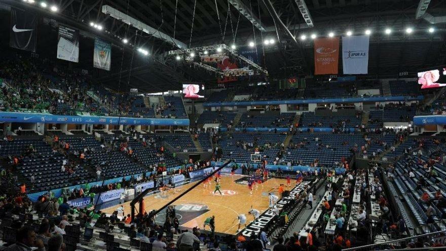 Sayıştay'ın kararından 1,5 yıl sonra TBF'den Sinan Erdem Spor Salonu açıklaması