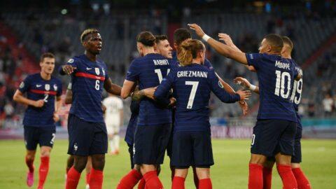 Fransa, Almanya'yı Münih'te dağıttı: 1-0 | EURO 2020 F Grubu