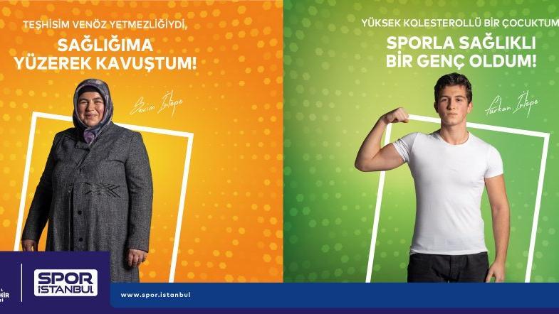 Spor İstanbul sağlık ve mutluluk üretiyor