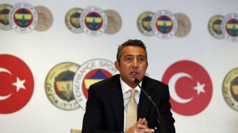 Fenerbahçe'den Ahmet Ağaoğlu'na cevap