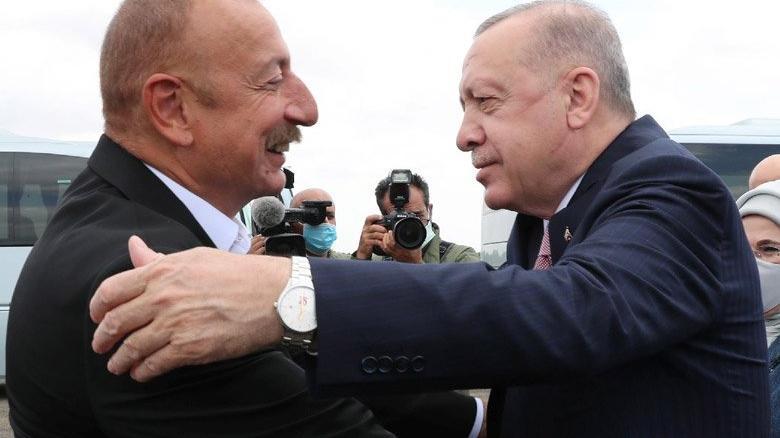 Erdoğan-Aliyev görüşmesi sonrası Şuşa Beyannamesi yayınlandı