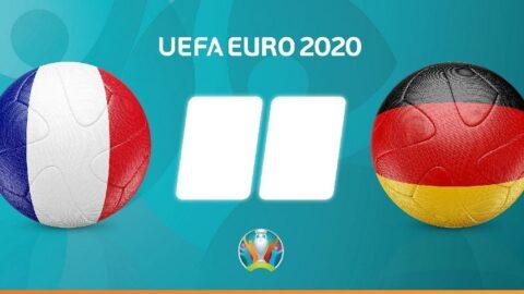 EURO 2020'de bugün hangi maçlar var? Fransa Almanya maçı ne zaman, saat kaçta?