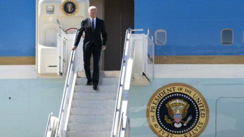 ABD Başkanı Biden, Putin ile görüşmek için Cenevre'de