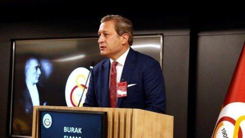 Burak Elmas: 'Galatasaray maalesef stratejiden yoksun yönetildi'