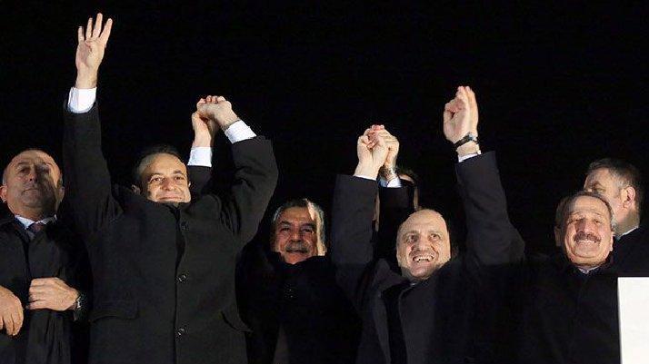 AKP'li eski bakandan dikkat çeken gönderme…
