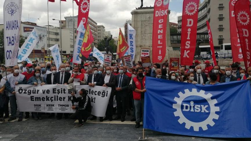 İşçiler: Kanal İstanbul'a değil, işini ve gelirini kaybedenlere kaynak ayrılsın