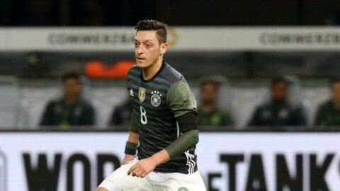 Mesut Özil'den EURO 2020'deki Fransa maçı öncesi Almanya'ya uyarı