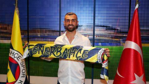 Fenerbahçe'den flaş transfer: Serdar Dursun