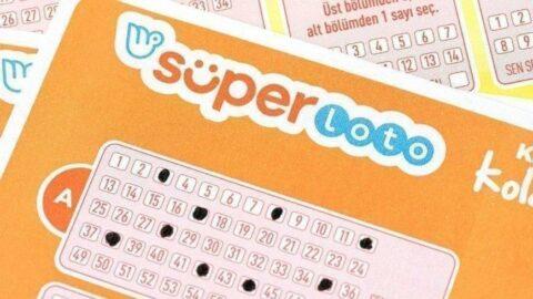Süper Loto sonuçları belli oldu: Süper Loto'da büyük ikramiyeyi kazanan çıkmadı