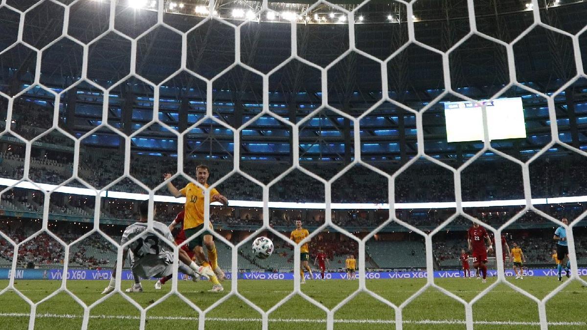 Türkiye'ye Galler şoku! Turnuvaya veda edebiliriz | EURO 2020 A Grubu