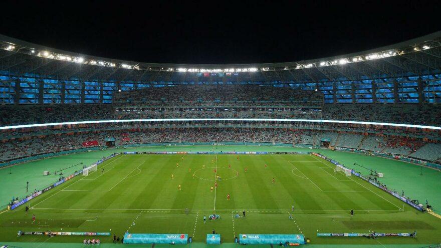 Türkiye-Galler maçında anonslar karıştı