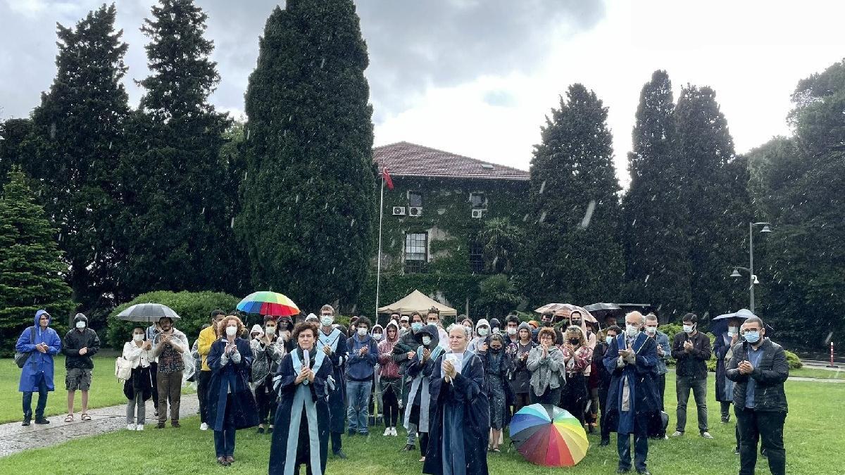 Akademisyenler: Boğaziçi Üniversitesi senatosu gasp ediliyor