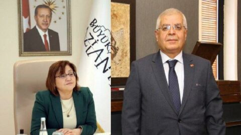 Gaziantep'te başkanların 'yalan' polemiği
