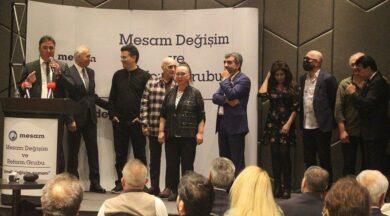 MESAM'da sanatçıları heyecanlandıran seçim