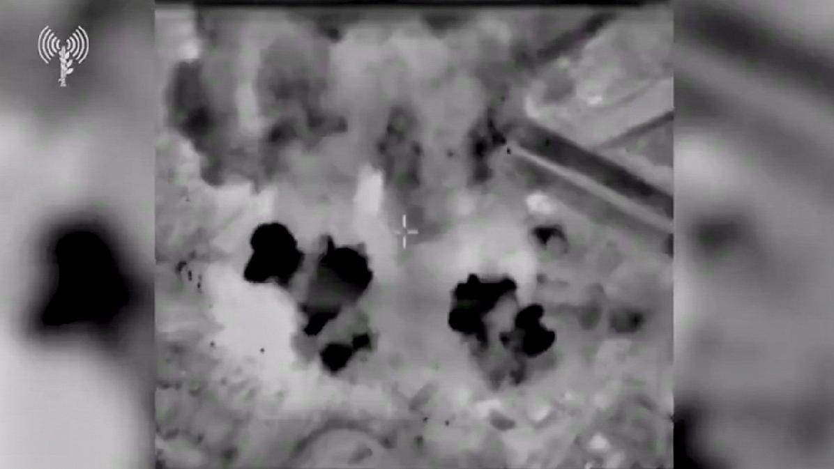Netanyahu gitti, İsrail değişmedi: Gazze'ye havadan saldırdılar