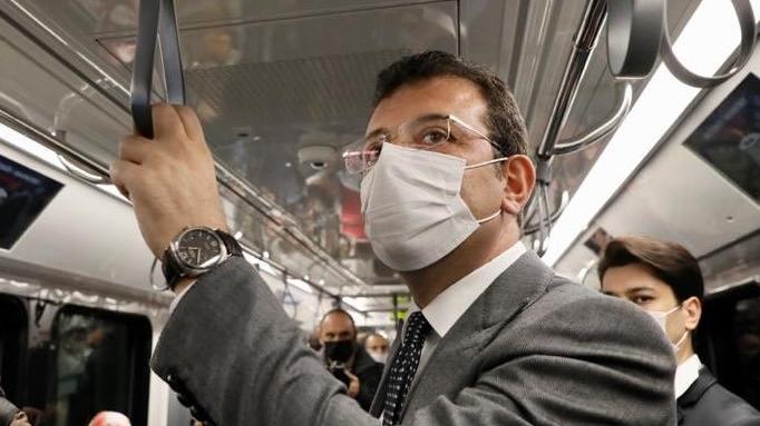 İmamoğlu duyurdu: İstanbul metroları internet erişimine açılıyor