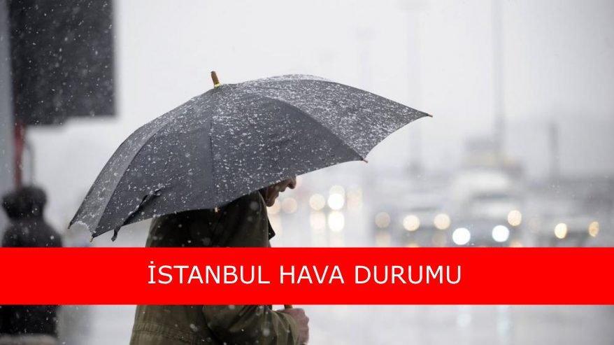 İstanbul hava durumu beş günlük verileri Meteoroloji tarafından yayınlandı