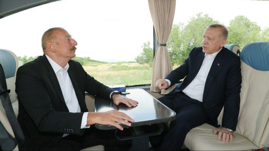 Aliyev'den Cengiz – Kolin yorumu: Onlar her yerde var