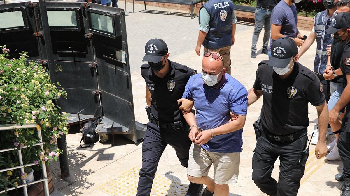 CHP'li başkana beyzbol sopalı saldırıya üç tutuklama