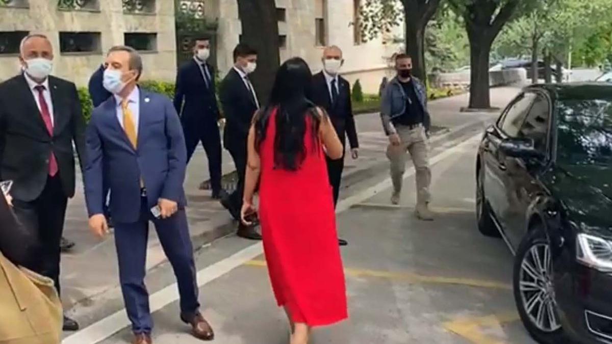 Bakan Soylu, 10 bin dolar alan siyasetçiyi Meclis Başkanı Şentop'a söyledi