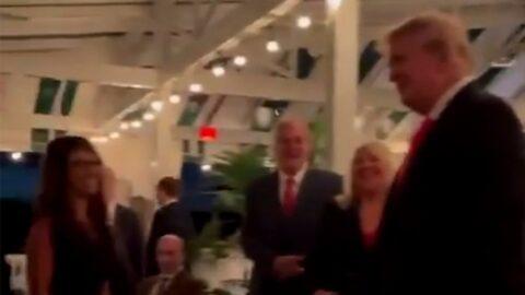Trump'ın doğum gününde kafa karıştıran görüntü: Melania kayıplara karıştı