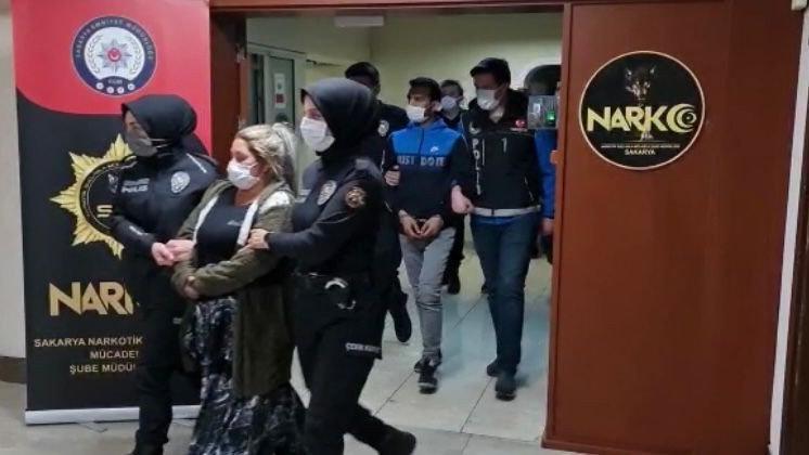 Sakarya Polisi uyuşturucu tacirlerinin nefesini kesti