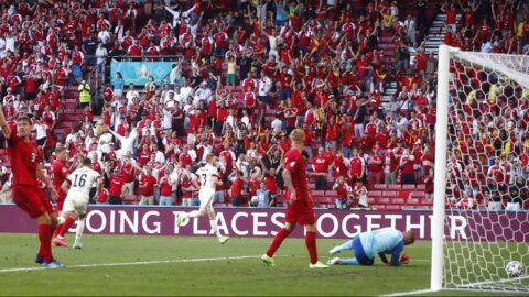 Danimarka Belçika maçına De Bruyne damgası   EURO 2020 B Grubu